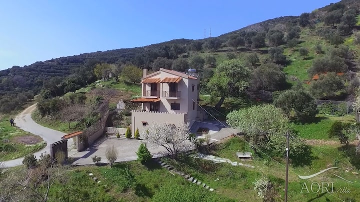 AORI hillside villa