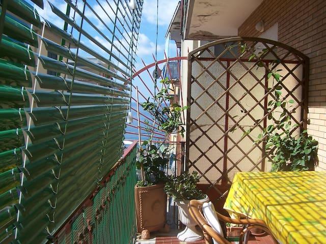 Casa Vacanze Maiori ( Amalfi Coast) 50 mt mare - Maiori - Appartement