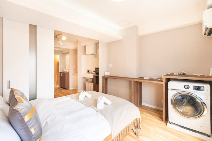 New-design cozy room near Asakusa/Skytree 301