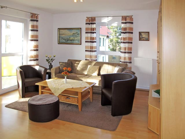 Apartment Fewo Ostseetrio for 3 persons in Zinnowitz - Zinnowitz