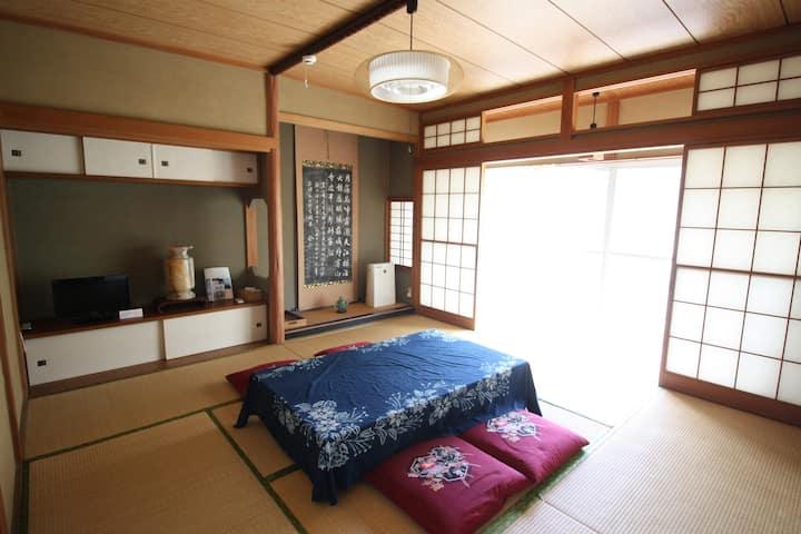 "B&B 3mins ""Kamakura-koko mae"" Tatami roon #101"