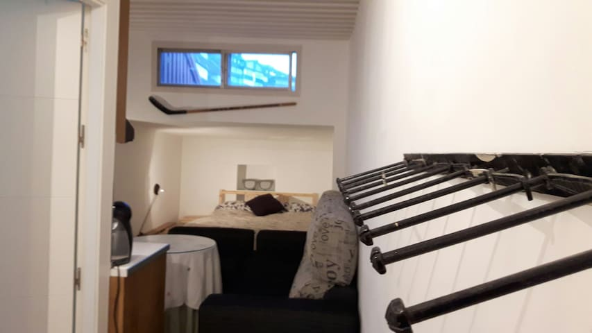 Confortable apartamento Sierra Nevada - โมนาชิล