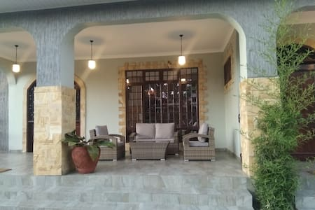 Karibu Family getaway
