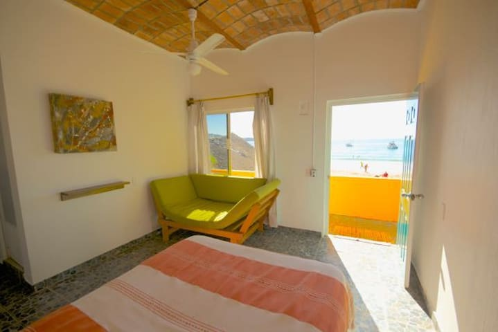 beach rental room  Cusi Cielo - Chacala - Bed & Breakfast