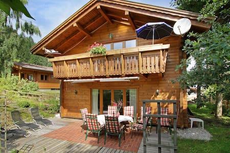 "Luxury Chalet ""Villa Rosa"" at Gartenhotel Rosenhof - Oberndorf in Tirol - House"