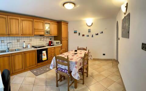 Appartamento accogliente vicino ad Aosta