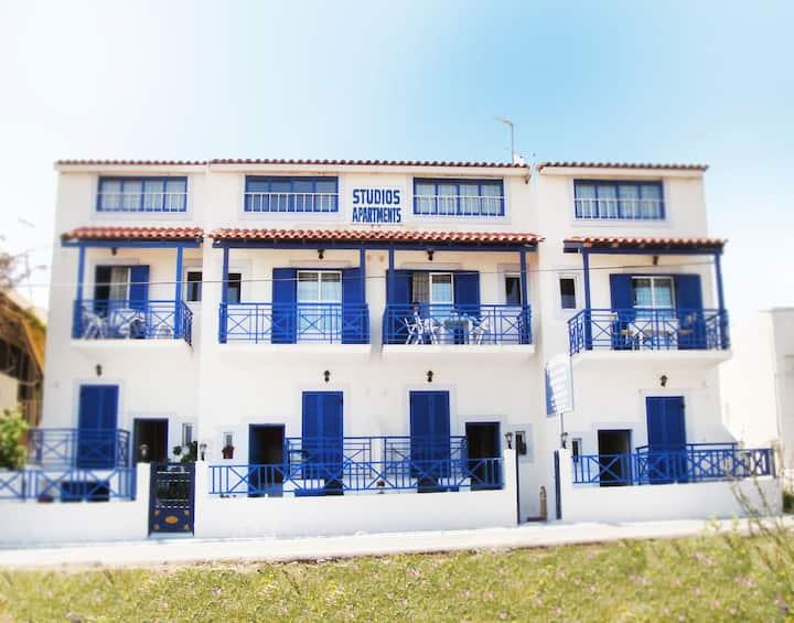 Panorama studios Agistri island