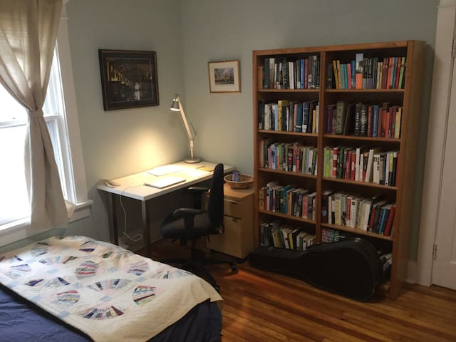 Book Lovers' Room Central Princeton - 普林斯頓(Princeton) - 獨棟