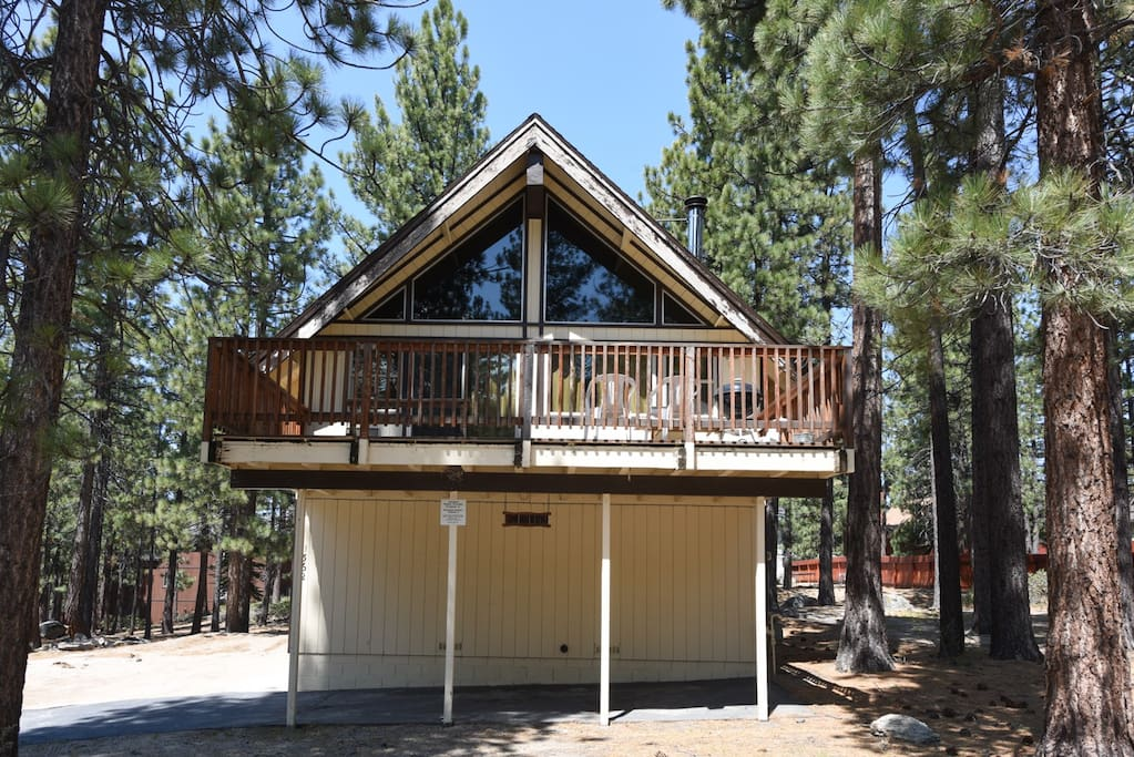 The chalet features plenty of indoor and outdoor living space, plus close proximity to all South Lake Tahoe has to offer.