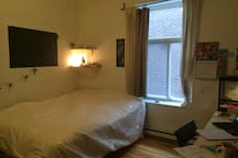 Private room - Plateau Mont-Royal - Cosy Apartment