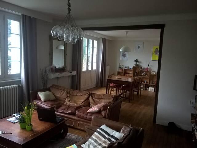 maison de ville avec jardin - Brest - Casa