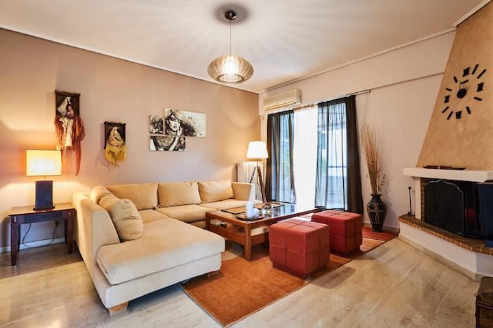 Luxury  Apartment Agia  Paraskevi ! ! !
