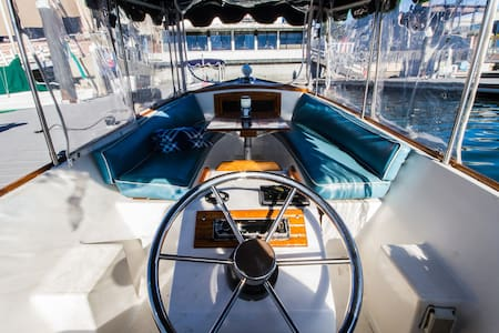 Charming Duffy boat in Newport Bay! - Newport Beach - Bateau