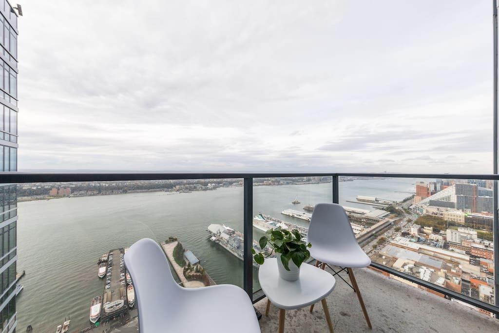 Wonderful midtown penthouse incredible views for Appartamenti midtown new york