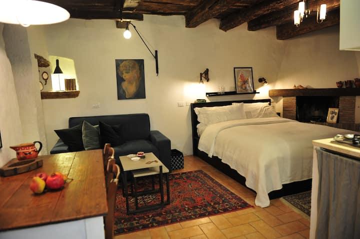 Casa Messi at Vicolo della Rivolta 31 apt. 1