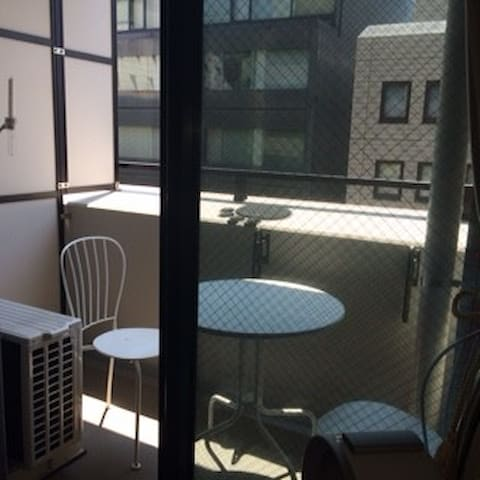 Central Tokyo, New Apt, Hi-Quality - Chiyoda-ku - Appartement