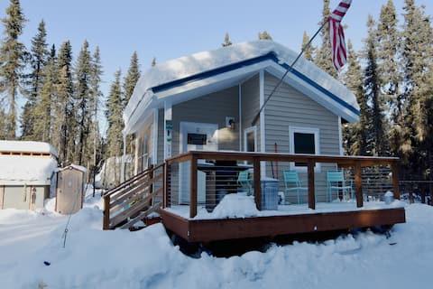 Cabaña CHEZ BENZ cerca de Harding Lake State Recreation Area