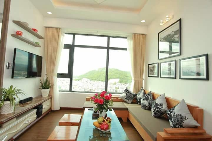 Apartment Muong Thanh Nha Trang Doublebed Room