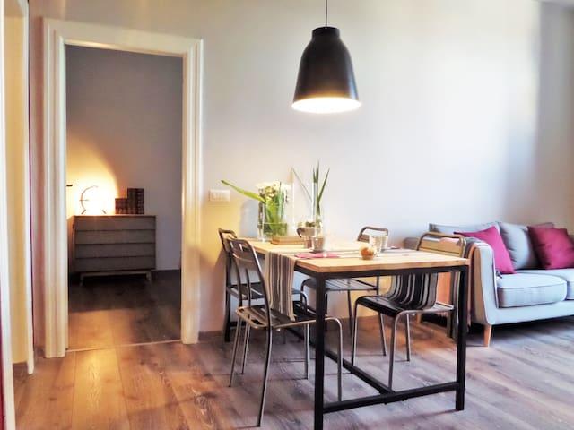 Brand new apartment near fiera