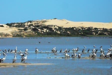 """The Retreat"" @ Mundoo Island Station via Goolwa - Mundoo Island"