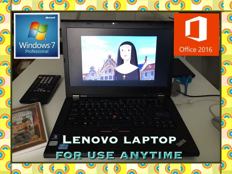 For your personal or even business need! We now have Lenovo Laptop  for your use any time while away from home