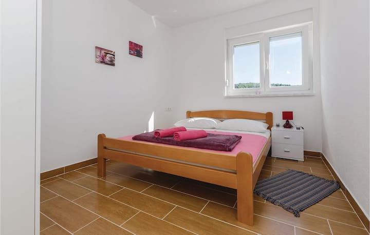 Nice home in Saldun with WiFi and 1 Bedrooms