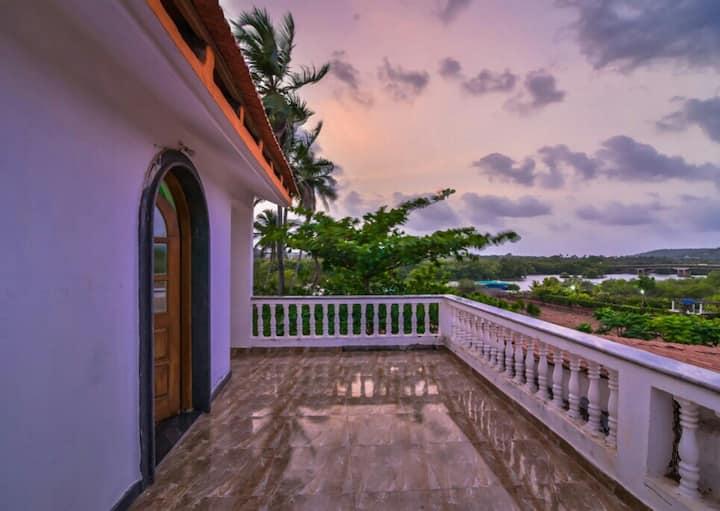 New listing A-3BHK villa  Candolim Nerul Goa Beach
