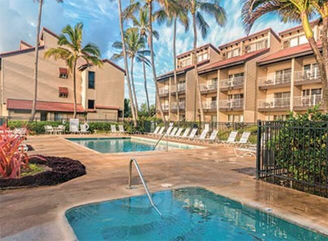 WorldMark Kapaa Shore, Kauai, 1 bed, Resort