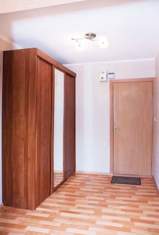 Уютная двухкомнатная квартира