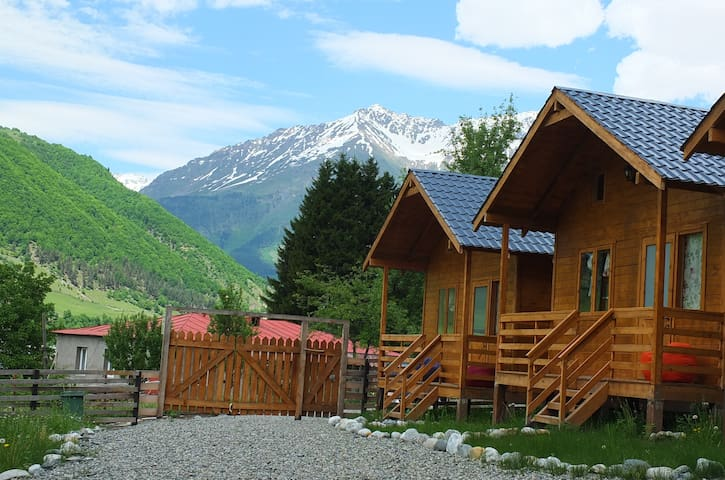 Mountain Cabins - cottage 4