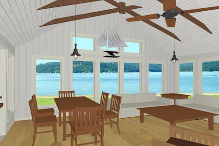 3 Bdrm Beach House - Kingsport - Chalet