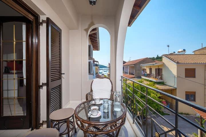 Classic Double room Apartment Sivota Thesprotia