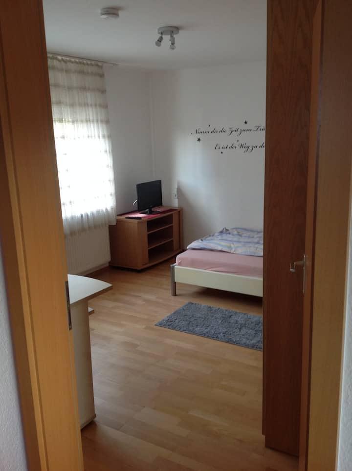 Monteurzimmer, Ferienzimmer, Studentenzimmer