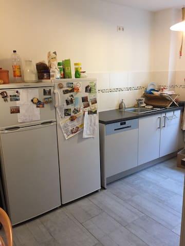 B-Rudow, kl. Zimmer, Küchennutzung - Berlín - Pis