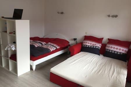 """Alpenappartement """"Rot-weiß"""" in Steibis, Nr. 95 - Oberstaufen - Apartment"""