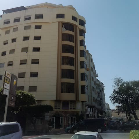 Beautiful and spacious apartment in main avenue
