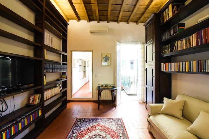 """Casa Ghibellina"" - Apartment Florence city center"