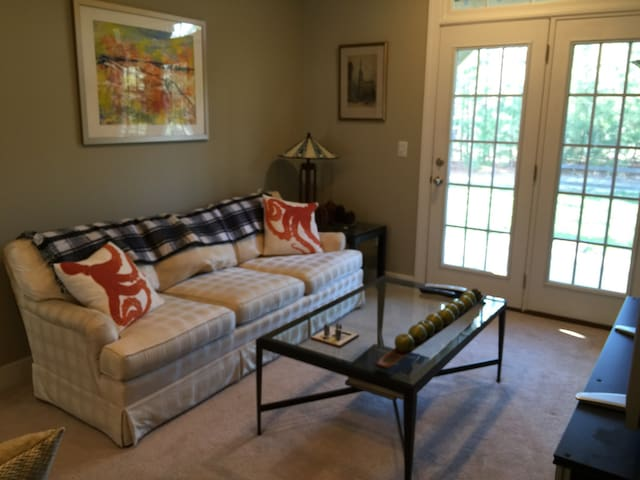 Cozy one bedroom, full private bath - Rehoboth Beach - Townhouse