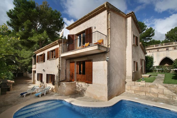 Cala San Vicente holiday villa 273 - Cala Sant Vicenç - Casa