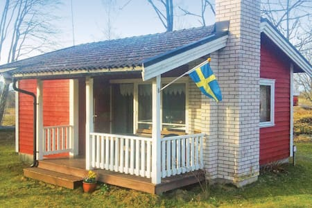 Holiday cottage with 1 bedroom on 30m² in Markaryd