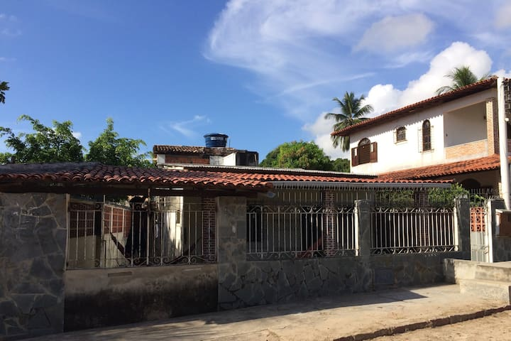 Our house in Itaparica Island - Mar Grande - Hus