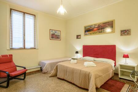 Full private one-bedroom apartment in Siena center - Siena - Apartment