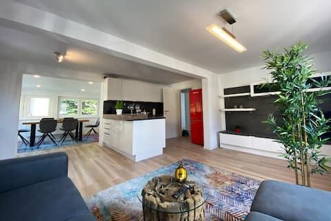 Neues, modernes Apartment bei Heidelberg