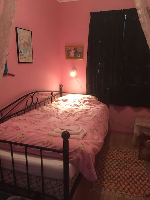 1 singel bed