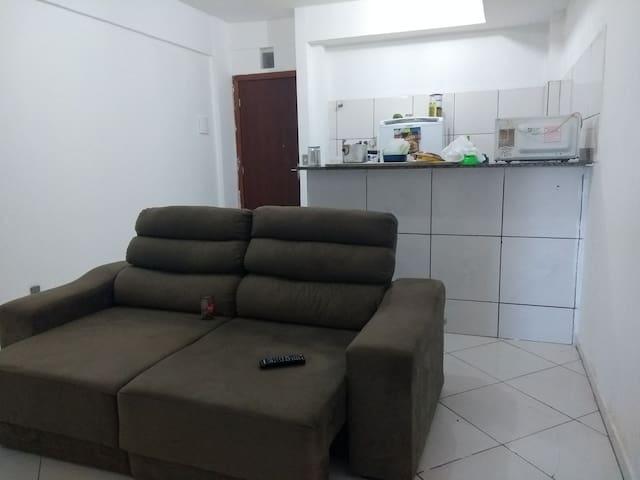 Confortável flat