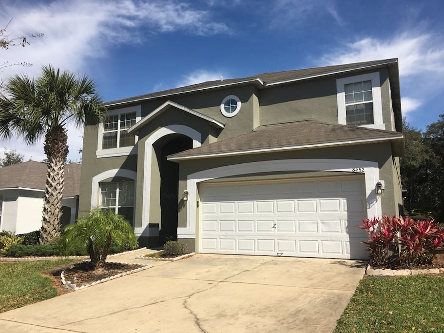 7 Bedroom Disney Vacation Home Houses For Rent In Kissimmee Florida United States