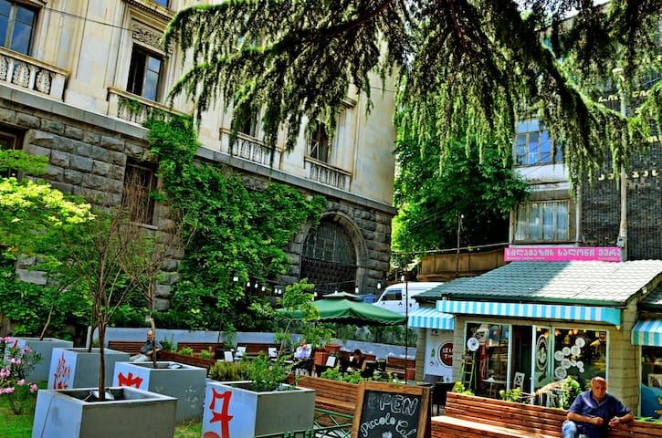 House on Legendary Street !! Melikishvili Avenue !