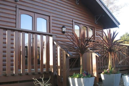 Ar Fasgadh Torbeg Country Lodges - Torbeg - Chalet