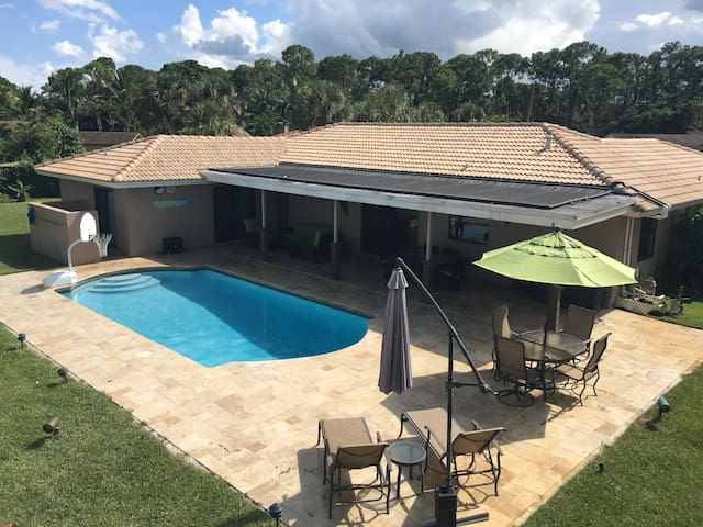 Boca Raton Pool Home - Boca Raton - Dům