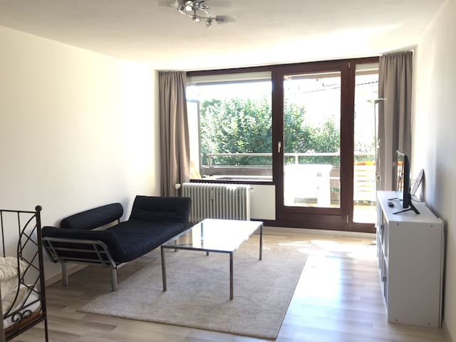 Moderne, stilvolle Wohnung - Germering - Appartement